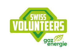 Swiss Volunteers powered by gazenergie